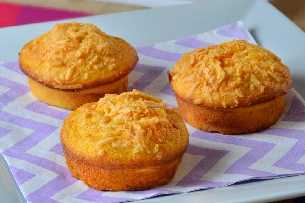 Muffins de Choclo Doñarepa